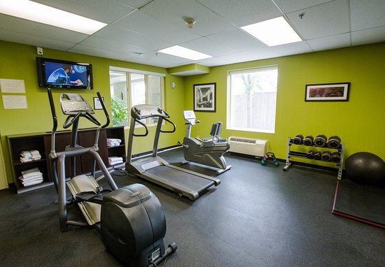 Fairfield Inn Toronto Oakville: 24 Hour Fitness Center