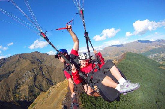 Coronet Peak Tandem Paragliding Main...