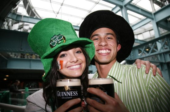 Saint Patricks Day - 4 Day Tour from...