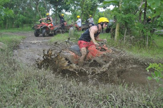 Bali ATV Combined With Mumbul Lake...
