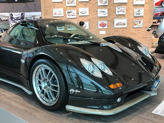 Pagani Factory Tours - Picture of Pagani Factory Tours, San Cesario