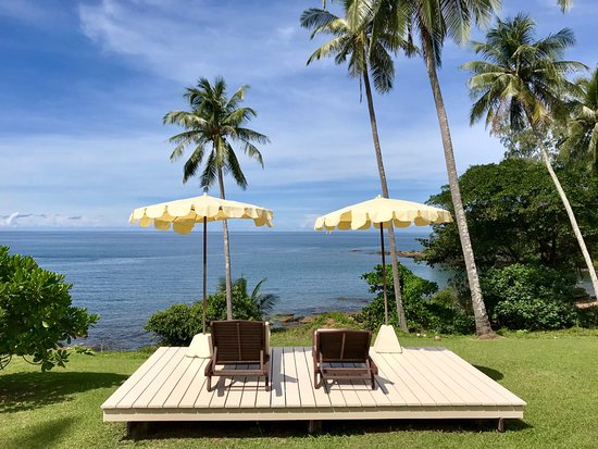 Shantaa Koh Kood: Garden Sun Deck