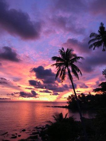 Shantaa Koh Kood: Sunset view