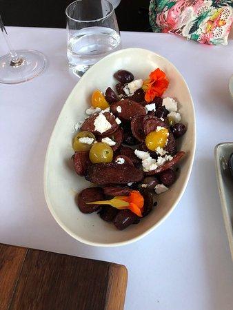 Lyndoch Hill Restaurant Barossa Valley