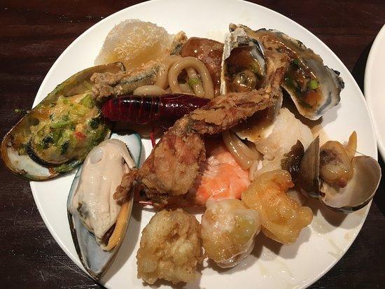 Niles, IL: Tasty food at Ginza Buffet