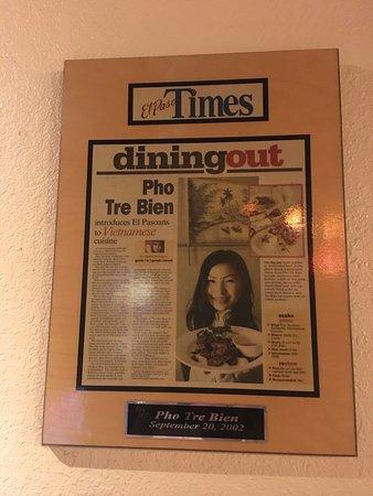 Pho TRE Bien Restaurant: photo2.jpg