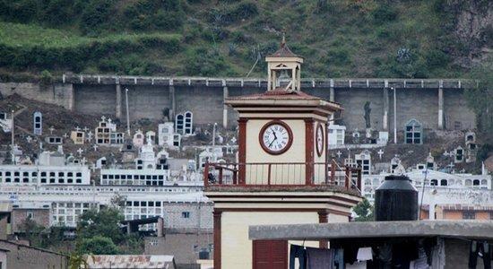 Alausi, Ekuador: Vista Reloy