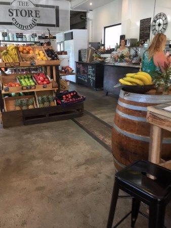 Eumundi, Australia: deli goods