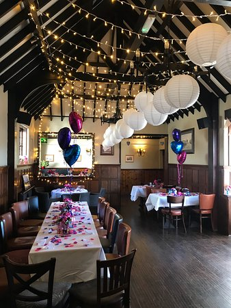 Кренфорд, UK: Wedding Reception