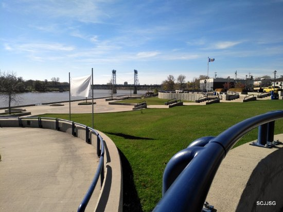 Selkirk, Canadá: New Water Front Park