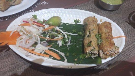 Paradise Restaurant: Sheekh Kebab
