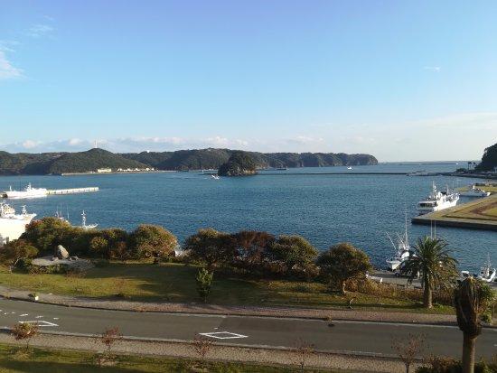 Shimoda Itoen Hotel Hanamisaki: 海側5階からの風景