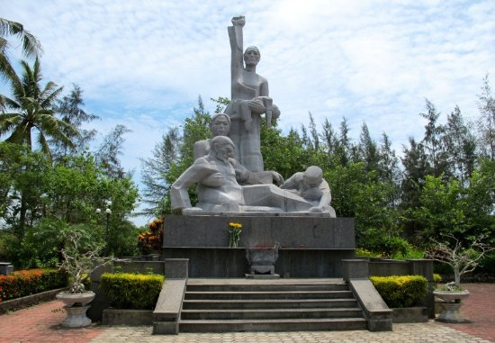 Quang Ngai, Vietnam: My Lai Massacre - Son My Memorial