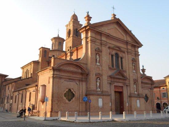 Novellara, إيطاليا: chiesa di Santo Stefano, Novellara