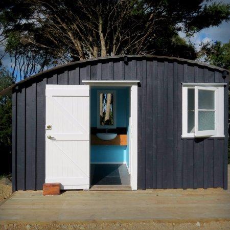 Okaihau, New Zealand: Wharepaku (Toilet)