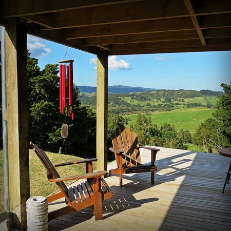 Okaihau, New Zealand: One view from the House.