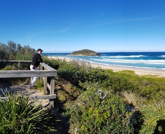 Lookout - Beach Street - Lake Tabourie