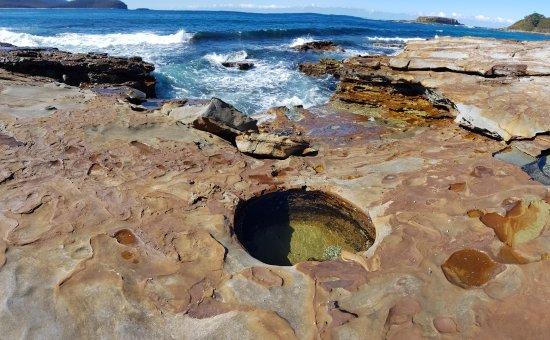 Wobbygong Bay - Eurobodalla National Park