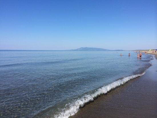 Risultati immagini per spiaggia capalbio