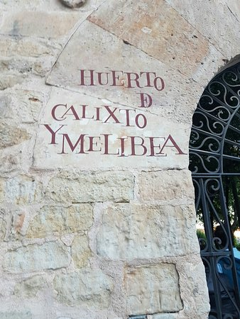 Huerto de calixto y melibea tripadvisor - Jardin de calisto y melibea salamanca ...