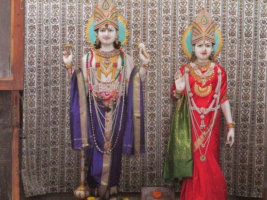 Lakshminarayan Temple: Lakshmi Narayan