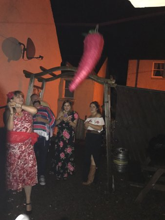 Abernethy, UK: Thyme nights