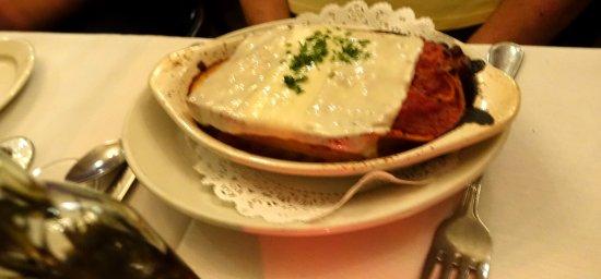 Il Porto: Meat Lasagna
