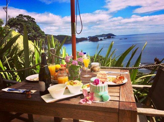 Crab Cove: Birthday breakfast :)