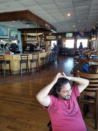 Atlantic Highlands, NJ: Bar Area