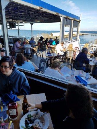 Atlantic Highlands, NJ: Deck View #1