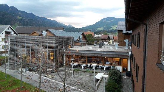 Hittisau, Austria: Das Ernele