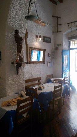 Lucullus Taverna: traditionelles Flair