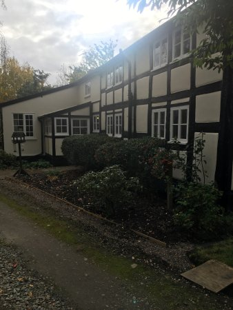 Leominster, UK: Yew Tree Cottage B&B