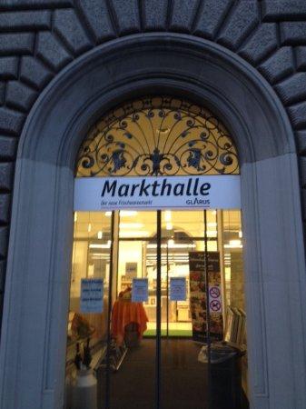 Markthalle Glarus
