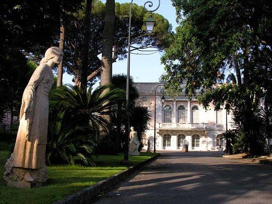 Musee des Beaux-Arts du Palais de Carnoles
