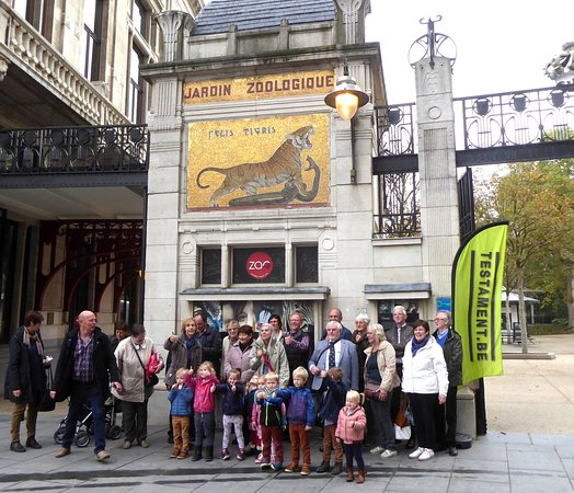 Antwerp Zoo (Dierentuin): Entrance