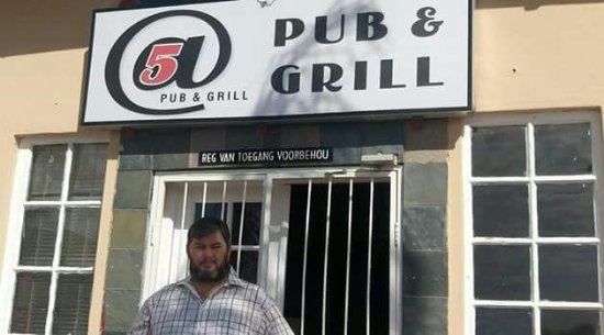 Upington, South Africa: @5 Pub & Grill