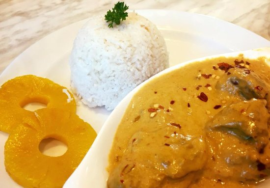 Dome: Thai Red Curry