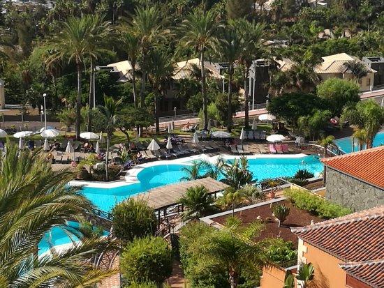 Meli jardines del teide tenerife costa adeje opiniones for Hotel melia tenerife jardines teide