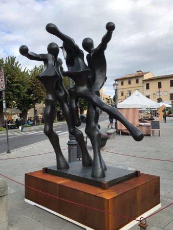 Fiesole, Italia: Statue 2