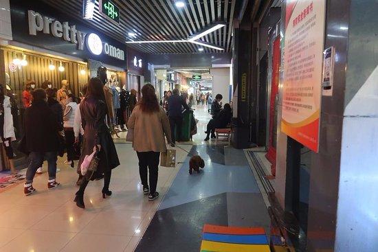 Liu Lane South Road: Shops