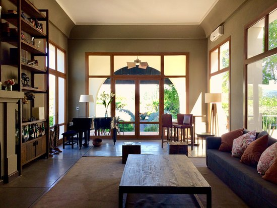 Cavas Wine Lodge: Lounge