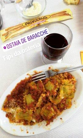 Ristorante Ostaia De Baracche In Genova Con Cucina