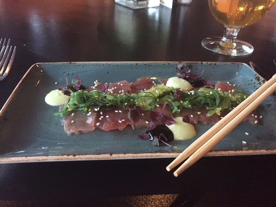 Duiven, Países Bajos: advis! Tonijn sashimi