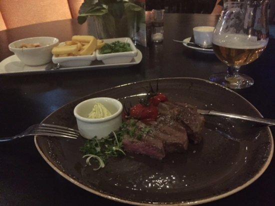 Duiven, Países Bajos: Angus steak heerlijk mals