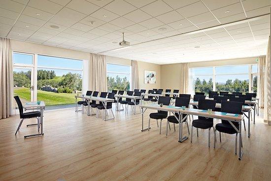 Borgarnes, Iceland: Meeting room
