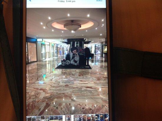 Hilton Singapore: Classy
