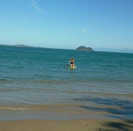Búzios, RJ: Praia maravilhosa!!  Calma e limpa. Com um lindo por do sol.
