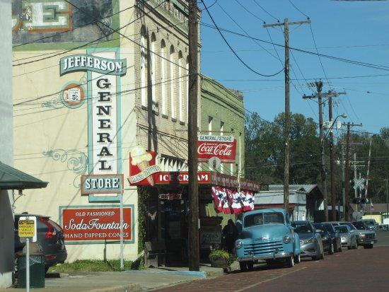 Jefferson, Техас: Love this place!