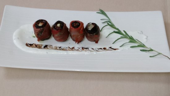 Hellertown, PA: proscuitto wrapped dates